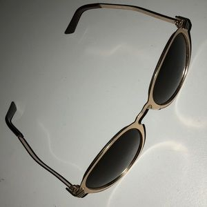 Other - Gold sunglasses